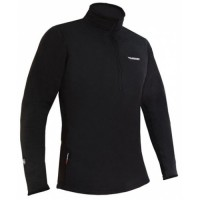 Power Stretch Zip Black XXL реглан Fahrenheit