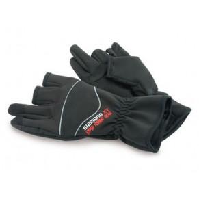 CAHXE 2XL рукавички зимние Shimano - Фото