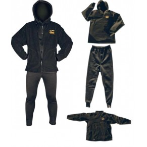 Black Warm Suit XXL термобелье SeaFox - Фото