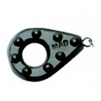 Грузило MAD MAGNET LEAD 2шт D 8090099