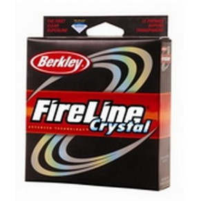 Fire Line Crustal 0.12 мм, 6.8кг 110м шнур Berkley - Фото