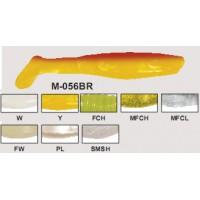 Predator 2,5 М-056BR 70мм силикон Manns
