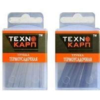 Набор термоусадочных трубок (прозр.) d2.5 Texnokarp