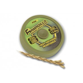 Armadillo green 45lb Шок лидер - Фото
