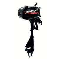 Mercury-3,3M двигатель лодочный подвесной