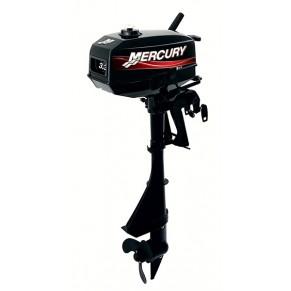 Mercury-3,3M двигатель лодочный подвесной - Фото