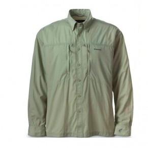 РУБАШКА Bluewater Shirt Khaki L - Фото
