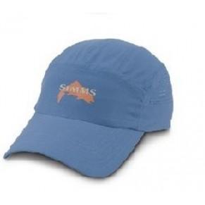 Microfiber LB Cap Blue кепка Simms - Фото