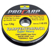 Super Heavy Carp leader 15kg поводковый мат...