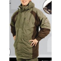 Guardian Carp длинная XL куртка MAD...