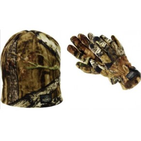 Перчатки+шапочка MAD FLEECE  L - Фото