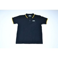 Polo Shirt Black L футболка MAD