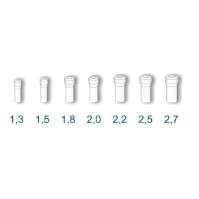 втулка д/резинки 3-00 Stonfo диам. 3,2 - Фото