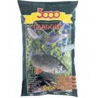 3000 Gardons (roach) плотва 1кг прикормка Sensas