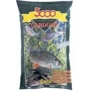3000 Gardons (roach) плотва 1кг прикормка Sensas - Фото