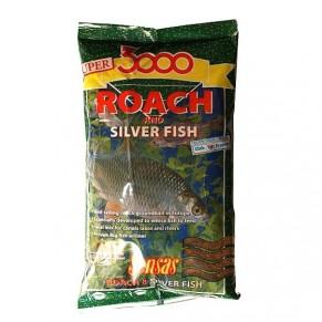 3000 Super Lake Roach 1кг. плотва прикормка Sensas - Фото