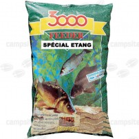 3000 Feeder Roach 1кг. фидер плотва прикормка Sensas