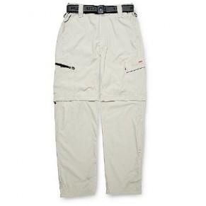 22308-1(M) штаны-шорты Rapala M серые - Фото