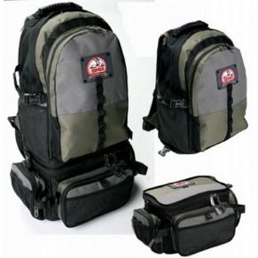 46002-1 сумка-рюкзак с двумя коробками Rapala - Фото