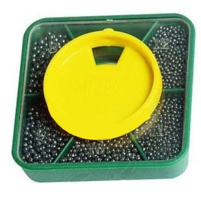 Small Shot Boxes PM 12-11-10-9-8 грузки Sensas - Фото