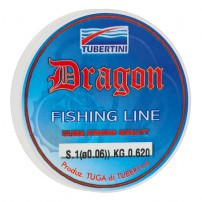 Dragon Green 0,185 50m леска Tubertini