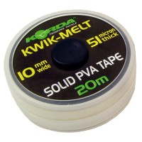 Kwik-Melt 10mm PVA Tape  20m Dispenser ПВА лента на шпуле Korda