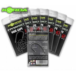 Wide Gape Hook Size 10 крючок с тефлоновым покрытием Korda - Фото