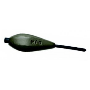 Грузило MAD SLR INLINE LEAD 1шт D 8092142 - Фото