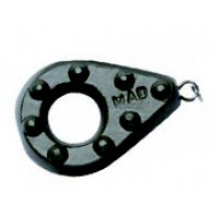 Грузило MAD MAGNET LEAD 1шт D 8090142