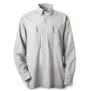 Superlight Shirt  Grey XL рубашка Simms - Фото