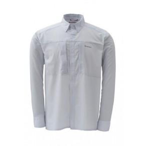 Ultralight Shirt Grey L рубашка Simms - Фото