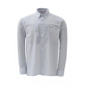 Ultralight Shirt Grey M рубашка Simms - Фото