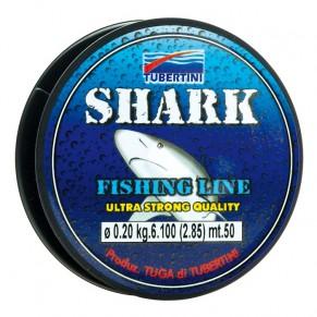 Shark Monofilo 0,14 50m леска Tubertini - Фото