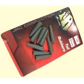 Бусина JRC tail rubberS GREEN - Фото