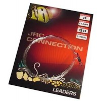 Поводок JRC 6ft leader brown
