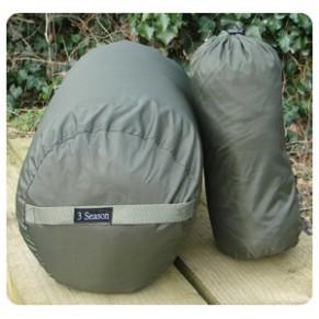 3D box bag 3 SEASON спальный мешок JRC - Фото