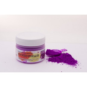 Красители для насадок Флуоресцентный Пурпурный - Фото