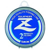 Super Z HG 50м #1.0/0.165мм леска Sunline