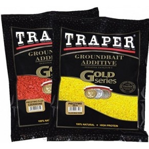 Dodatek 400gr бисквит желтый Traper - Фото