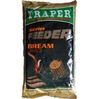 Feeder Leszcz прикормка 1кг Traper