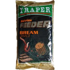 Feeder Leszcz прикормка 1кг Traper - Фото