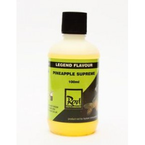 Legend Flavour Pineapple Supreme 100ml аттрактант Rod Hutchinson - Фото