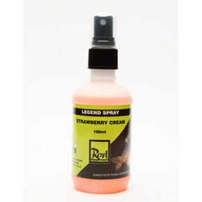 Legend Dip Spray Strawberry cream 100ml спрей Rod Hutchinson - Фото