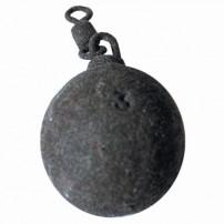 Ball Leads 4oz, корич грузило Atomic Tackle