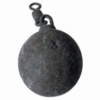 Ball Leads 4oz, зелен. грузило Atomic Tackle