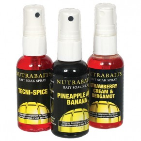 Cranberry Nutrafruit Bait 50ml спрей Nutrabaits - Фото