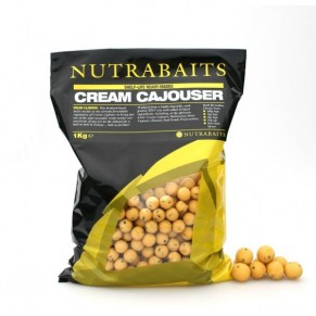 Cream Cajouser 15мм 400г бойлы Nutrabaits - Фото