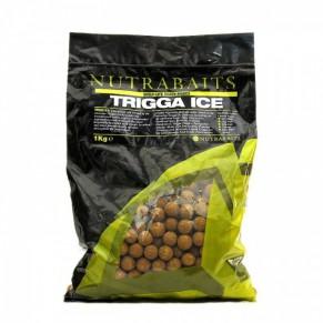 Trigga Ice 15мм, 0.400кг бойлы Nutrabaits - Фото