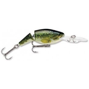 Jointed Shad Rap JSR-05 BB, воблер Rapala - Фото