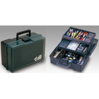 VS-7020  2 полки большой чемодан Versus